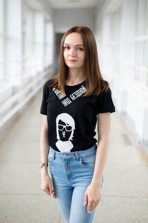 Анастасия Сахарова