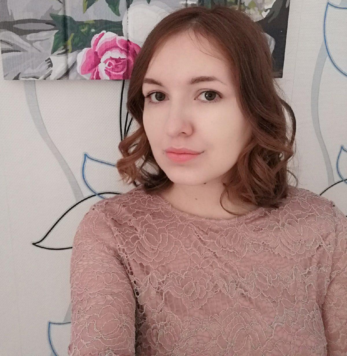 Анна Никулкина