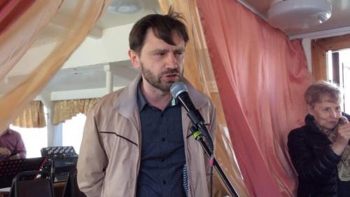 Помню Александр Самойлов на фестивале КОМПРОС