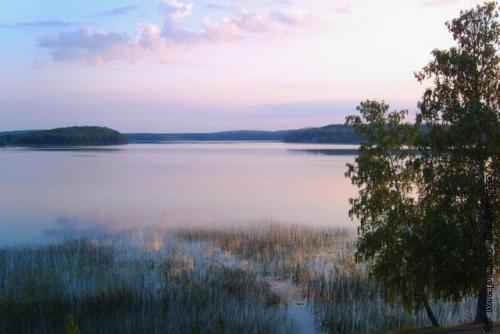 Озеро Сунукуль (автор Ирина Аргутина)