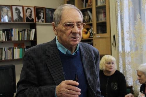 На презентации юбилейного 40-го выпуска Графомана в Союзе Писателей Челябинской области
